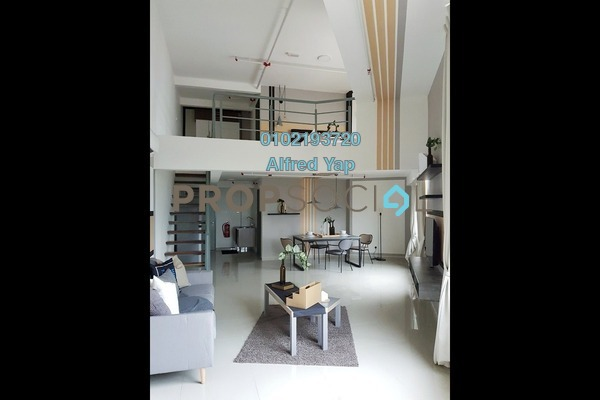 For Rent Condominium at Pinnacle, Kelana Jaya Freehold Fully Furnished 1R/2B 2.6k