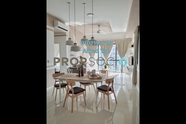 For Rent Condominium at Icon Residenz, Petaling Jaya Freehold Fully Furnished 3R/2B 3.2k