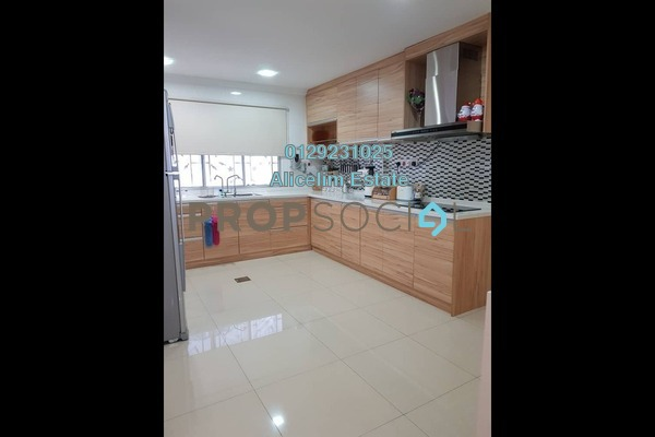 For Sale Terrace at Garden Park Homes, Cahaya SPK Leasehold Semi Furnished 5R/5B 1.05m