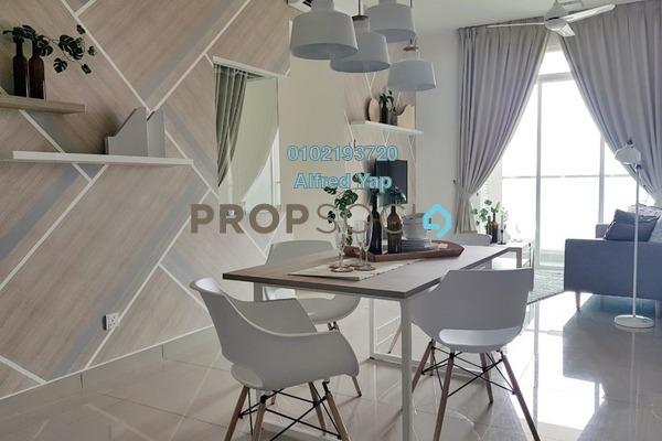 For Rent Condominium at Mutiara Ville, Cyberjaya Freehold Fully Furnished 3R/2B 2.2k