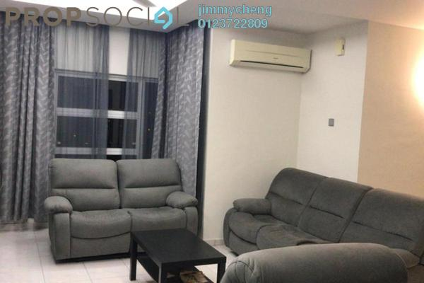 For Rent Condominium at Desa Impiana, Puchong Freehold Fully Furnished 3R/2B 1.5k