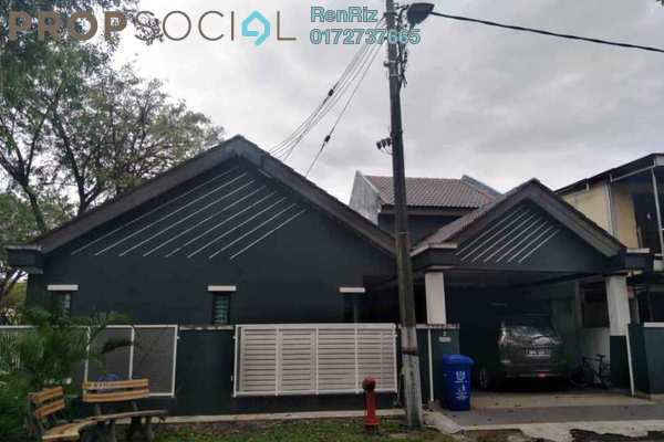 For Sale Terrace at i-City, Shah Alam Freehold Semi Furnished 6R/3B 600k