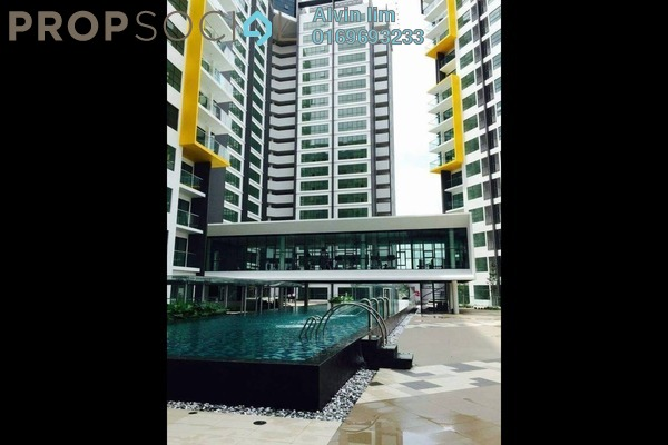For Sale Condominium at Zeva, Bandar Putra Permai Freehold Semi Furnished 2R/2B 449k
