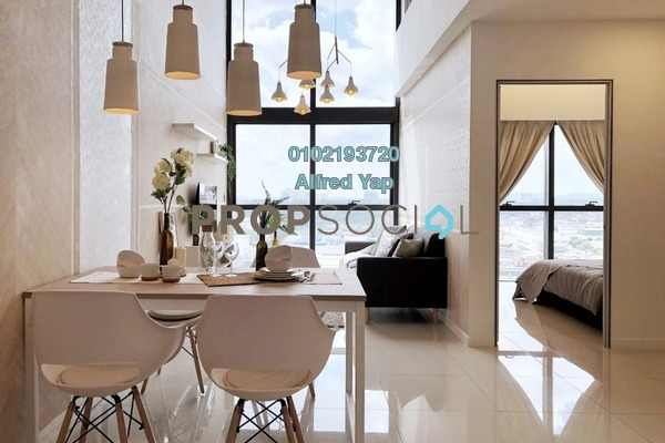 For Rent Condominium at Icon Residenz, Petaling Jaya Freehold Fully Furnished 2R/2B 2.5k