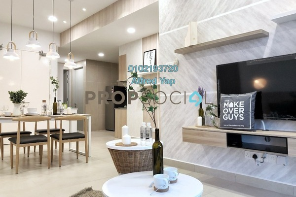 For Rent Condominium at KL Gateway, Bangsar South Freehold Fully Furnished 2R/2B 4.5k