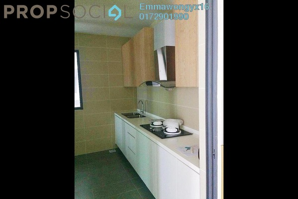 For Sale Condominium at LakePark Residence @ KL North, Selayang Freehold Semi Furnished 3R/2B 620k