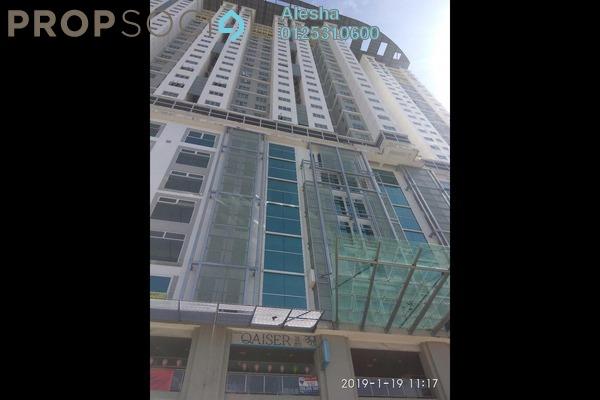 For Sale Condominium at Metropolitan Square, Damansara Perdana Freehold Unfurnished 0R/0B 550k