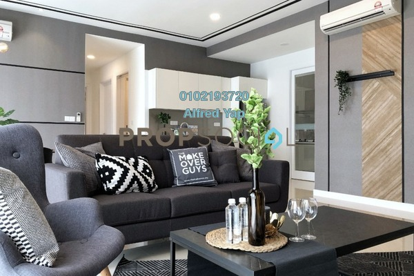 For Rent Condominium at Pavilion Hilltop, Mont Kiara Freehold Fully Furnished 3R/3B 6.3k