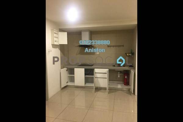 For Rent Condominium at Arte SW, Shah Alam Freehold Semi Furnished 3R/2B 1.8k