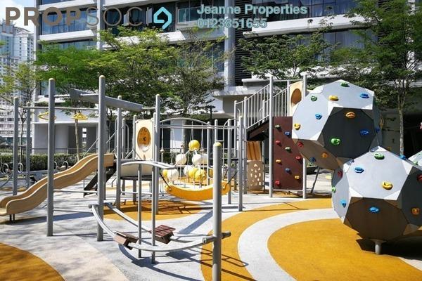 For Sale Condominium at Reflection Residences, Mutiara Damansara Freehold Fully Furnished 3R/2B 1.28m