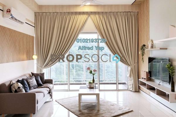For Rent Condominium at Damansara Foresta, Bandar Sri Damansara Freehold Fully Furnished 3R/2B 3.5k