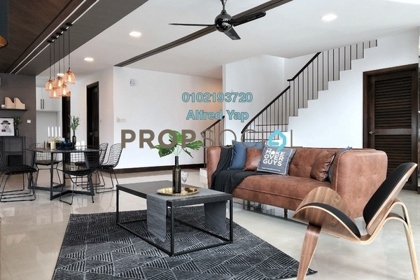 For Rent Condominium at Flora Murni, Mont Kiara Freehold Fully Furnished 5R/5B 11k