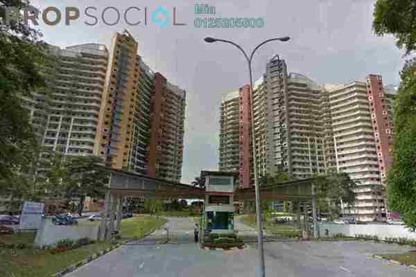 For Sale Apartment at Jalan Bayu, Bandar Seri Alam Freehold Unfurnished 0R/0B 396k
