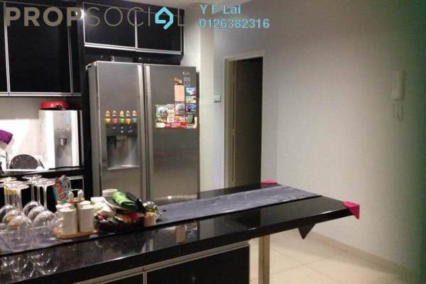 For Sale Condominium at The Zest, Bandar Kinrara Freehold Fully Furnished 3R/2B 548k