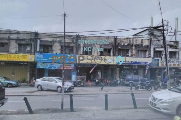 For Sale Shop at Taman Midah, Cheras Freehold Unfurnished 0R/0B 1.6m