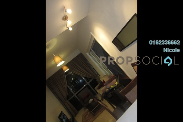 For Rent Condominium at Panorama, KLCC Freehold Fully Furnished 1R/1B 3.4k