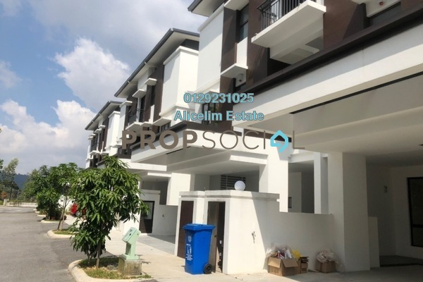 For Rent Terrace at 50 Residensi, Cahaya SPK Freehold Unfurnished 5R/4B 2.5k