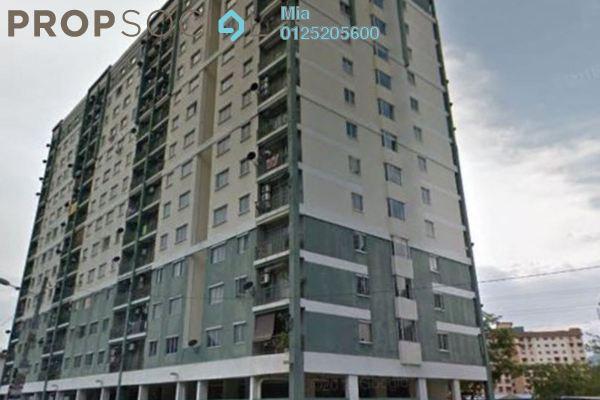For Sale Apartment at Taman Raintree, Batu Caves Freehold Unfurnished 0R/0B 280k