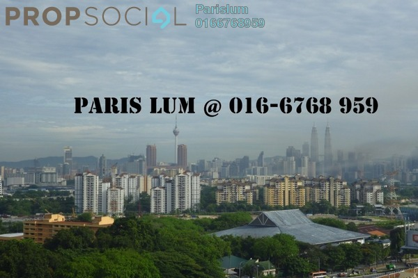 For Rent Condominium at Axis SoHu, Pandan Indah Freehold Fully Furnished 1R/1B 1.3k
