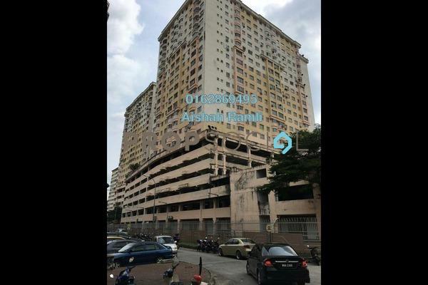 For Sale Apartment at Serdang Skyvillas, Seri Kembangan Freehold Unfurnished 3R/2B 233k