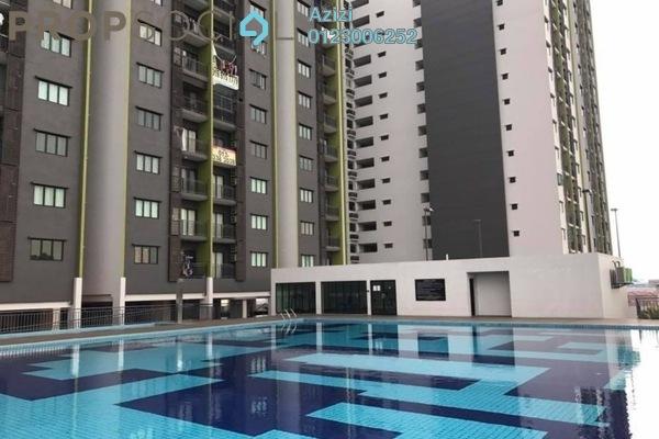 For Sale Condominium at Residensi Alami, Shah Alam Leasehold Semi Furnished 3R/2B 450k
