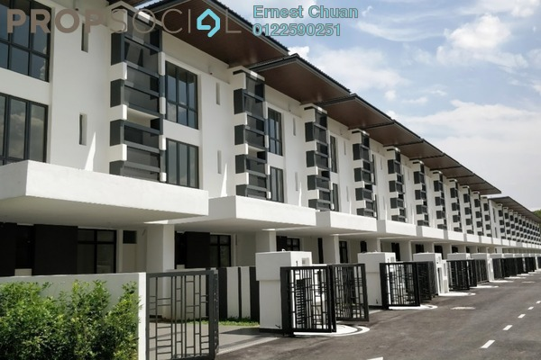 For Sale Terrace at The Andes, Bukit Jalil Freehold Unfurnished 6R/6B 1.54m