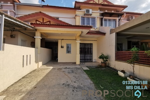 For Sale Terrace at Seri Pristana, Sungai Buloh Leasehold Unfurnished 4R/3B 390k