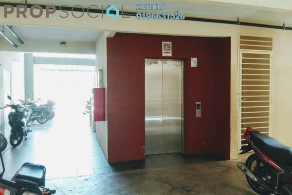 For Sale Apartment at Camellia Court, Kajang Freehold Unfurnished 3R/2B 260k