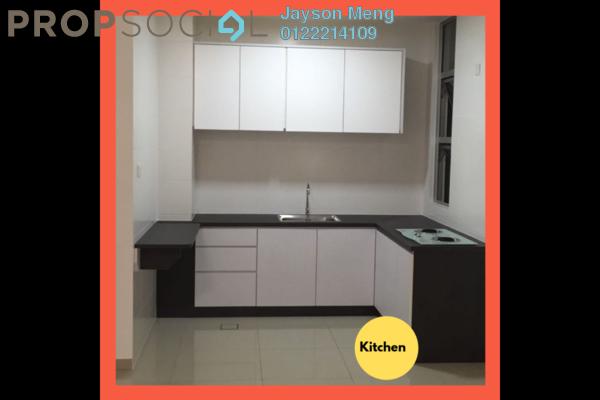 For Rent Condominium at Jadite Suites, Kajang Freehold Fully Furnished 2R/2B 1.5k