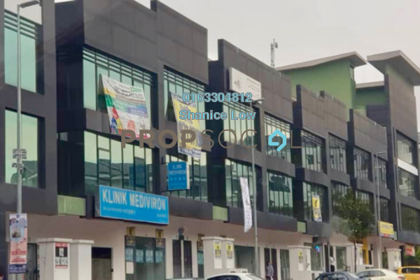 For Rent Office at Sierra Zentro 1, 16 Sierra Freehold Unfurnished 0R/2B 1.5k