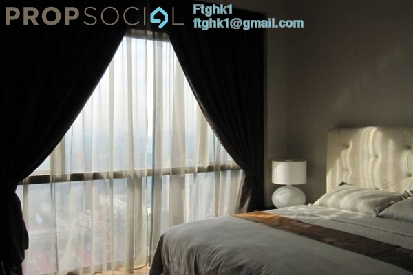 For Sale Condominium at Suasana Sentral Loft, KL Sentral Freehold Fully Furnished 3R/2B 1.4m