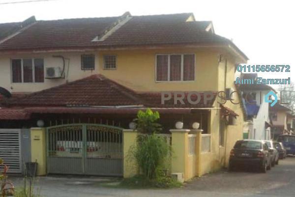 For Sale Terrace at Taman Kantan Permai, Kajang Freehold Unfurnished 4R/2B 450k