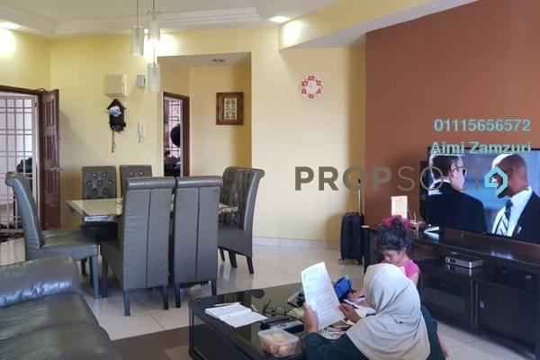For Sale Condominium at Villa Wangsamas, Wangsa Maju Freehold Unfurnished 3R/3B 510k