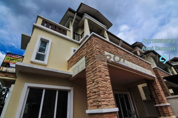 For Sale Semi-Detached at Taman Cempaka, Pandan Indah Freehold Unfurnished 5R/4B 1.5m