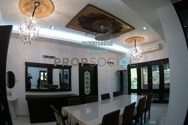 For Sale Semi-Detached at Puncak Bangi, Bandar Baru Bangi Freehold Semi Furnished 6R/6B 1.9m