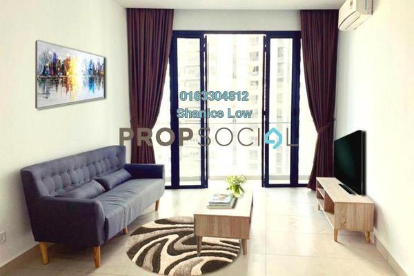 For Rent Condominium at KL Gateway, Bangsar South Freehold Fully Furnished 2R/2B 4.1k