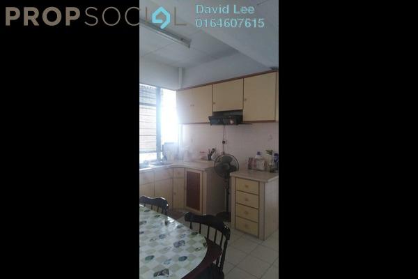 For Sale Apartment at Taman Bukit Jambul, Bukit Jambul Freehold Semi Furnished 3R/2B 280k