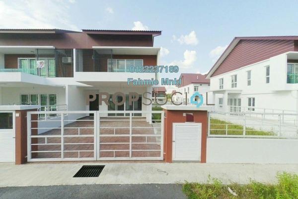 For Sale Semi-Detached at Taman Jenderam Permai, Dengkil Freehold Unfurnished 4R/3B 678k