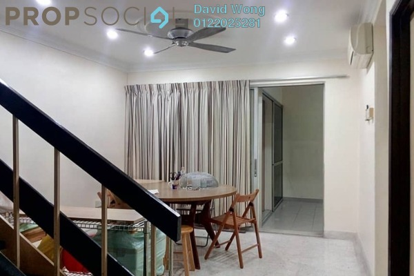 For Sale Terrace at Taman Pertama, Cheras Freehold Semi Furnished 4R/3B 950k