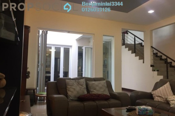 For Rent Terrace at LeVenue, Desa ParkCity Freehold Semi Furnished 6R/5B 5.5k