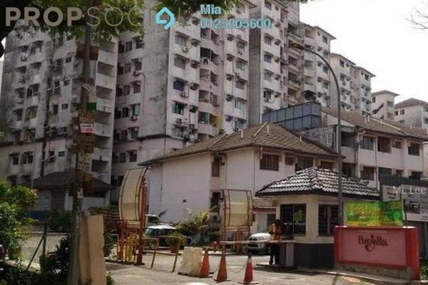 For Sale Condominium at PangsaRia, Desa Petaling Freehold Unfurnished 0R/0B 260k