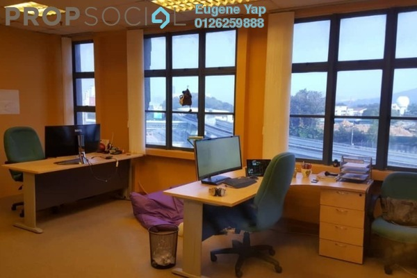 For Sale Office at Phileo Damansara 2, Petaling Jaya Freehold Semi Furnished 0R/0B 1.1m
