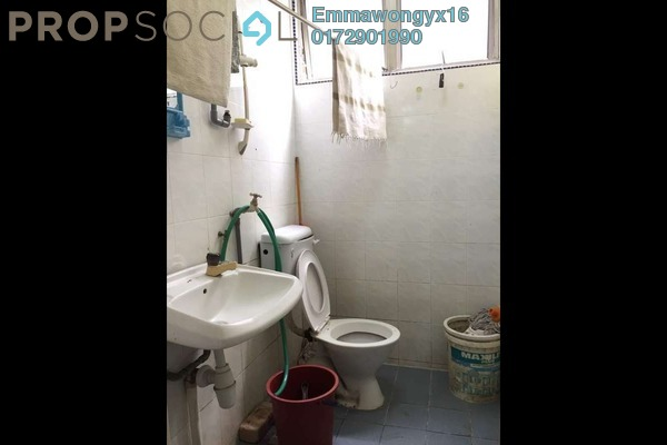 For Sale Apartment at Greenview Apartment, Kepong Leasehold Semi Furnished 3R/2B 230k