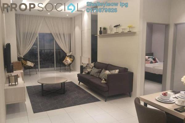 For Sale Condominium at Residensi Platinum Teratai, Kuala Lumpur Freehold Semi Furnished 3R/2B 450k