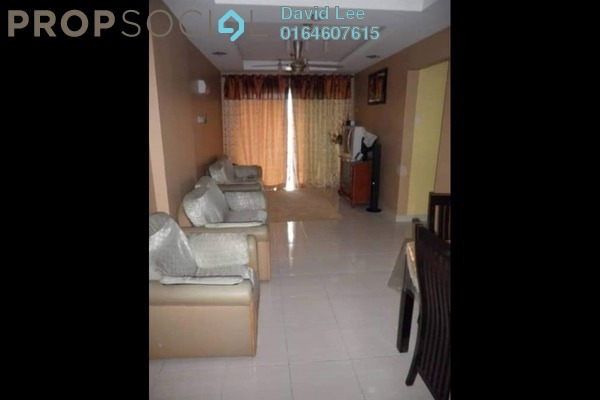 For Rent Condominium at Serina Bay, Jelutong Freehold Fully Furnished 3R/2B 1k