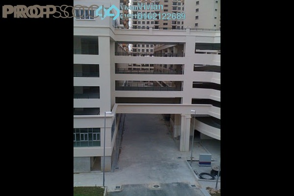 For Sale Condominium at Kuchai Avenue, Kuchai Lama Freehold Semi Furnished 3R/2B 520k