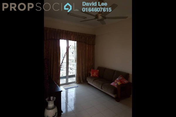 For Sale Condominium at Putra Place, Bayan Indah Freehold Fully Furnished 3R/2B 520k