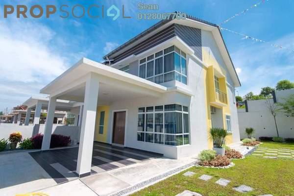For Sale Terrace at Kota Warisan, Sepang Freehold Unfurnished 4R/4B 470k