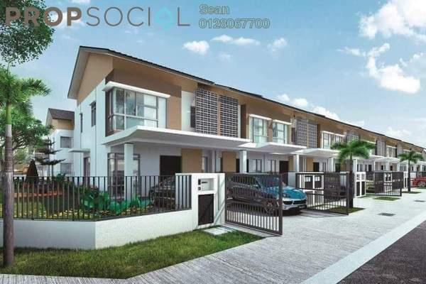 For Sale Terrace at Saujana KLIA, Sepang Freehold Unfurnished 4R/4B 470k