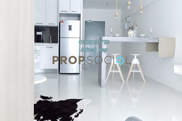 For Rent Condominium at Summer Suites, KLCC Freehold Fully Furnished 0R/0B 2.65k